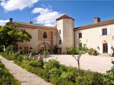 Image 6 | 8 bedroom French chateau for sale with 177,000m2 of land, Gers, Gers , Midi-Pyrenees 202561