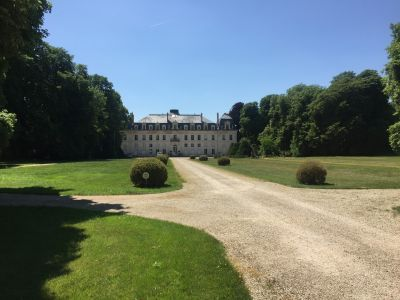 Image 3 | Magnificent 32 bedroom chateau for sale, close to Paris with views of the Seine. 203213