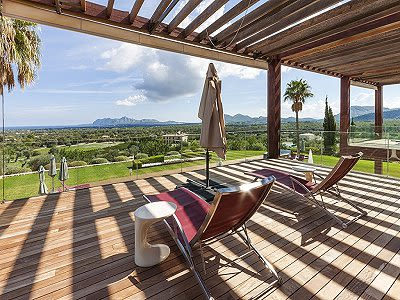 Image 4 | 6 bedroom villa for sale with 5.26 hectares of land, Pollenca, Northern Mallorca, Mallorca 204136