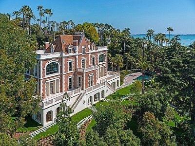 Image 1 | 9 bedroom French chateau for sale with 8,000m2 of land, Californie, Cannes, French Riviera 204160