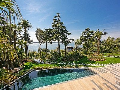 Image 6 | 9 bedroom French chateau for sale with 8,000m2 of land, Californie, Cannes, French Riviera 204160