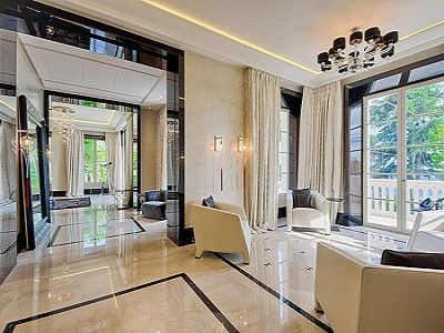 Image 7 | 9 bedroom French chateau for sale with 8,000m2 of land, Californie, Cannes, French Riviera 204160