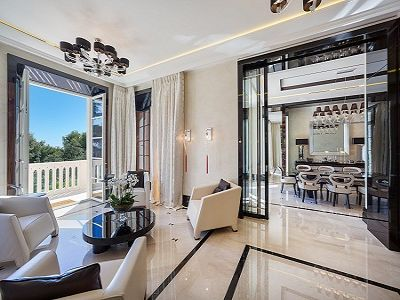 Image 9 | 9 bedroom French chateau for sale with 8,000m2 of land, Californie, Cannes, French Riviera 204160