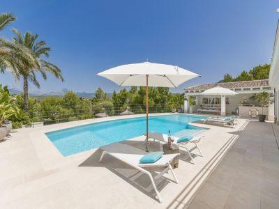 Image 4 | 6 bedroom villa for sale with 0.42 hectares of land, Santa Ponsa, South Western Mallorca, Mallorca 204325