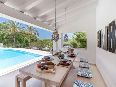 Image 5 | 6 bedroom villa for sale with 0.42 hectares of land, Santa Ponsa, South Western Mallorca, Mallorca 204325