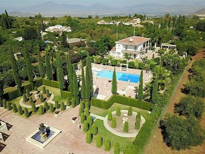 4 bedroom villa for sale, Alhaurin el Grande, Malaga Costa del Sol, Andalucia