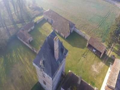 Image 14 | 5 bedroom French chateau for sale with 210,000m2 of land, Poitiers, Vienne , Poitou-Charentes 205629