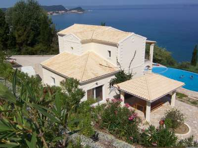 Image 1 | 4 bedroom villa for sale with 4,800m2 of land, Sidari, Corfu, Ionian Islands 205690