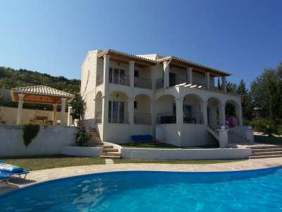 Image 5 | 4 bedroom villa for sale with 4,800m2 of land, Sidari, Corfu, Ionian Islands 205690