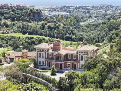 12 bedroom villa for sale, Los Arqueros Golf, Benahavis, Malaga Costa del Sol, Andalucia