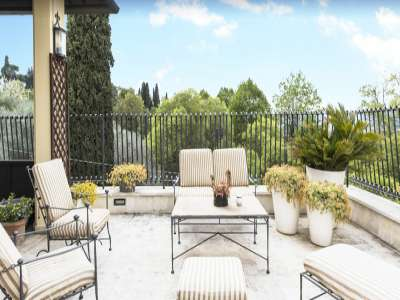 5 bedroom penthouse for sale, Florence, Chianti