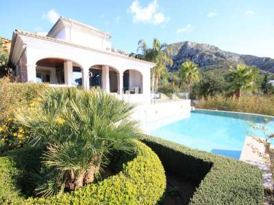 6 bedroom villa for sale, Mal Pas Bon Aire, Alcudia, Northern Mallorca, Mallorca