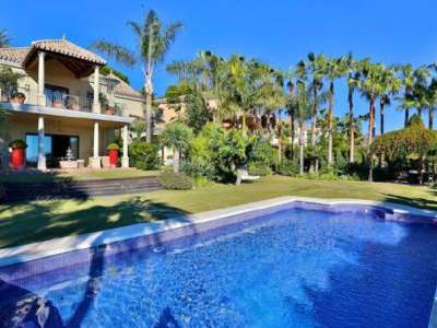 6 bedroom villa for sale, Rio Real Golf, Marbella, Malaga Costa del Sol, Andalucia