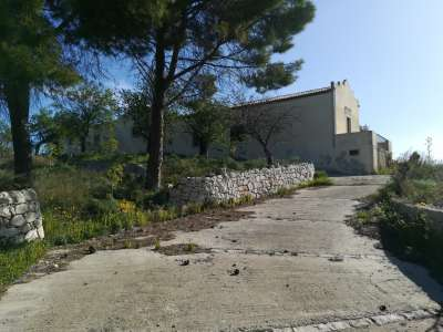 8 bedroom farmhouse for sale, Noto, Syracuse, Sicily