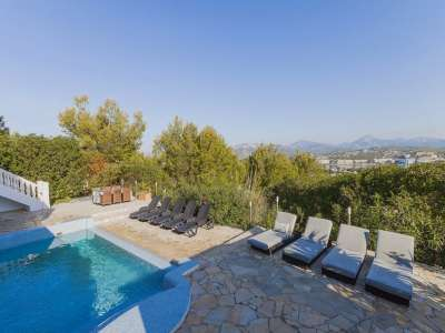 4 bedroom villa for sale, Club Nautico, Santa Ponsa, South Western Mallorca, Mallorca