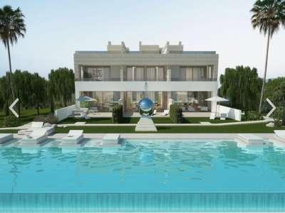 4 bedroom townhouse for sale, Marbella, Malaga Costa del Sol, Marbella Golden Mile