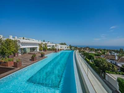 5 bedroom penthouse for sale, Puente Romano, Marbella, Malaga Costa del Sol, Marbella Golden Mile