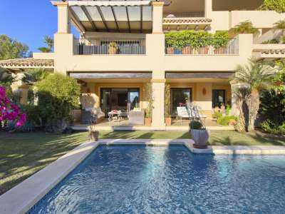 3 bedroom apartment for sale, Aloha Park, Marbella, Malaga Costa del Sol, Andalucia