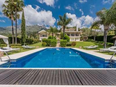 7 bedroom villa for sale, Cascada de Camojan, Marbella, Malaga Costa del Sol, Marbella Golden Mile
