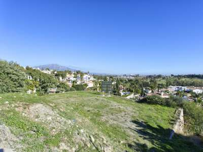Plot of land for sale, El Paraiso Alto, Malaga, Malaga Costa del Sol, Andalucia