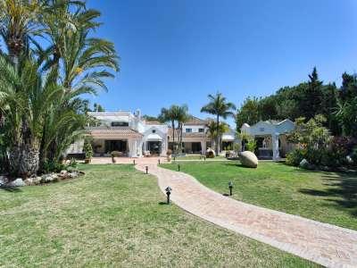 11 bedroom villa for sale, Guadalmina Baja, Guadalmina, Malaga Costa del Sol, Andalucia