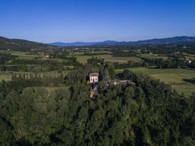 Image 7 | 10 bedroom farmhouse for sale with 180 hectares of land, Arezzo, Chianti 208306