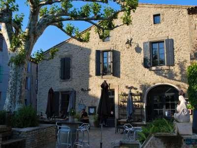 Lovely village house/Restaurant/Bar for Sale in Olonzac, Herault, France