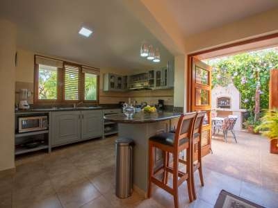 Image 12   Beautiful Villa at Sea Horse Ranch, Dominican Republic for Sale with Pool and Guest/Staff Cottage 208779