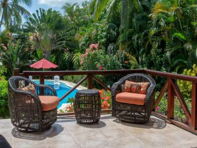 Image 8 | Beautiful Villa at Sea Horse Ranch, Dominican Republic for Sale with Pool and Guest/Staff Cottage 208779