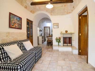 Image 11   Large Trulli Complex for Sale with Pool, close to Locorotondo in Puglia. Italy 209395