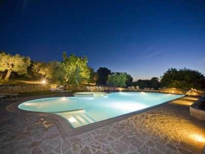 Image 24   Large Trulli Complex for Sale with Pool, close to Locorotondo in Puglia. Italy 209395