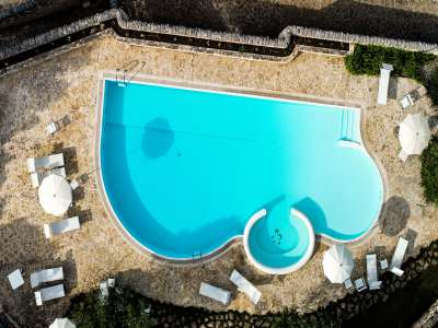 Image 27   Large Trulli Complex for Sale with Pool, close to Locorotondo in Puglia. Italy 209395
