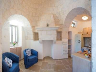 Image 8   Large Trulli Complex for Sale with Pool, close to Locorotondo in Puglia. Italy 209395
