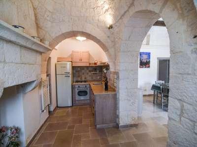 Image 9   Large Trulli Complex for Sale with Pool, close to Locorotondo in Puglia. Italy 209395