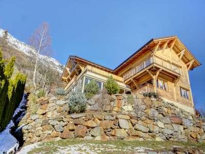 5 bedroom ski chalet for sale, Finhaut, Valais, Lake Geneva