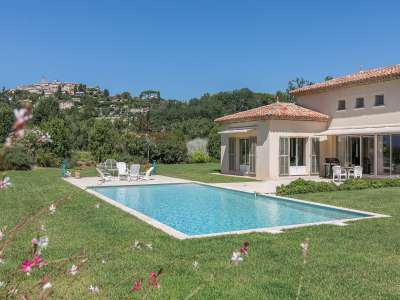 Image 2 | 4 bedroom villa for sale with 4,500m2 of land, Mougins, French Riviera 209958