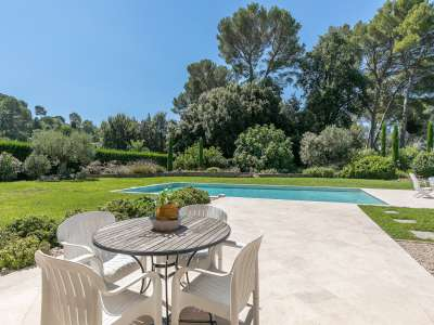 Image 3 | 4 bedroom villa for sale with 4,500m2 of land, Mougins, French Riviera 209958