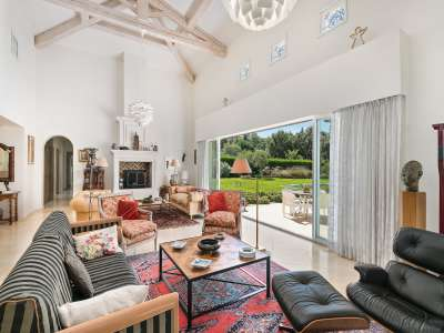 Image 4 | 4 bedroom villa for sale with 4,500m2 of land, Mougins, French Riviera 209958