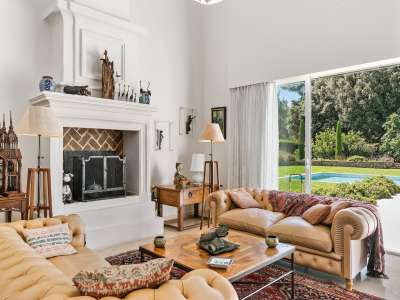 Image 6 | 4 bedroom villa for sale with 4,500m2 of land, Mougins, French Riviera 209958