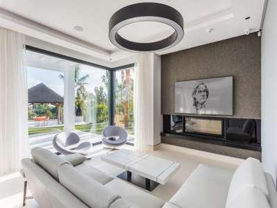 Image 4 | 5 bedroom villa for sale with 1,800m2 of land, Los Flamingos Golf, Benahavis, Malaga Costa del Sol, Andalucia 209964