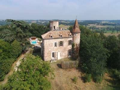Image 2 | Historic French Chateau for Sale in   Gascony with Comfortable Living Space  and Income Potential 210148