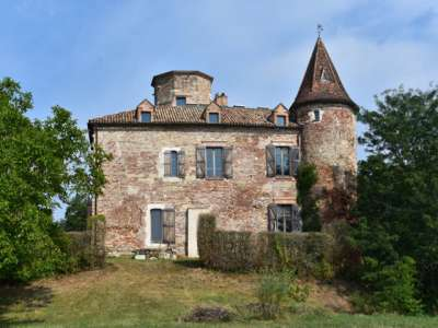 Image 3 | Historic French Chateau for Sale in   Gascony with Comfortable Living Space  and Income Potential 210148