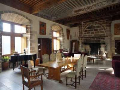 Impressive Sixteenth Century Castle near Carcassonne with Income Opportunities.