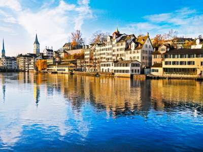 Impressive Zurich 4* Hotel with more than 345 Guest Rooms, Spa and Restaurant along with other Luxury Facilities