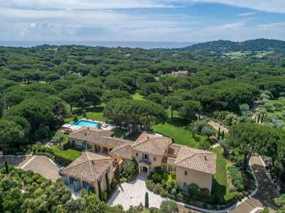 Image 2 | 6 bedroom villa for sale with 13,000m2 of land, Saint Tropez, St Tropez, French Riviera 210663