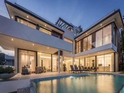 5 bedroom villa for sale, Marbella, Malaga Costa del Sol, Andalucia