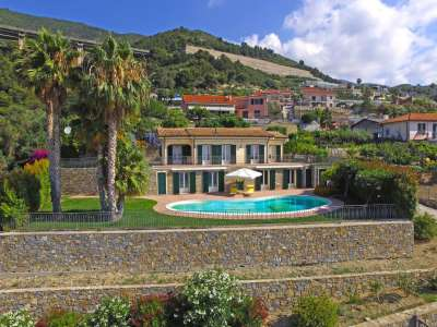 6 bedroom villa for sale, Ospedaletti, Imperia, Liguria