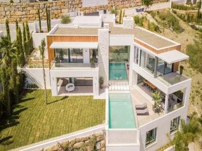 6 bedroom villa for sale, La Alqueria, Benahavis, Malaga Costa del Sol, Andalucia