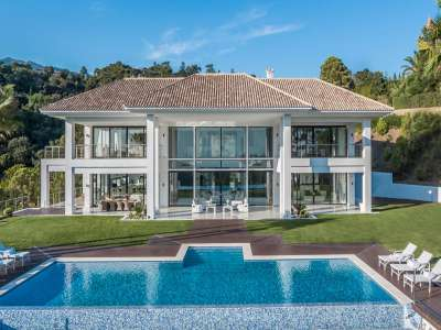 8 bedroom villa for sale, La Zagaleta Golf, Benahavis, Malaga Costa del Sol, Andalucia