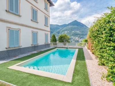 6 bedroom villa for sale, Torno, Como, Lake Como